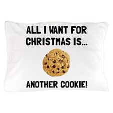 Christmas Cookie Pillow Case