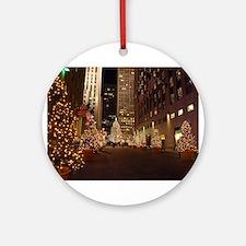 nyc1 Ornament (Round)