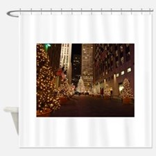 nyc1 Shower Curtain