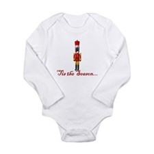 Cute Nutcracker ballet Long Sleeve Infant Bodysuit