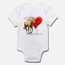 Pazza Luna QH Infant Bodysuit