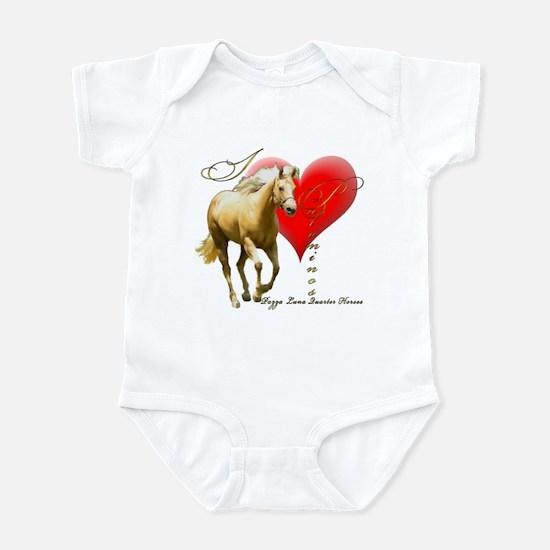 Pazza Luna QH Infant Bodysuit