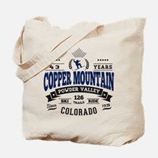 Copper Mtn Vintage Tote Bag