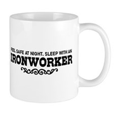 Funny Ironworker Mug