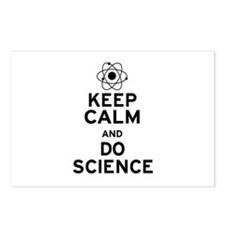 Keep Calm Do Science Postcards (Package of 8)