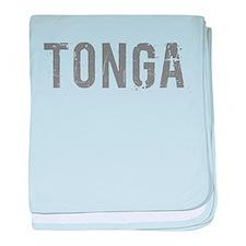 Unique Tonga baby blanket