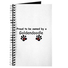 Goldendoodle Journal