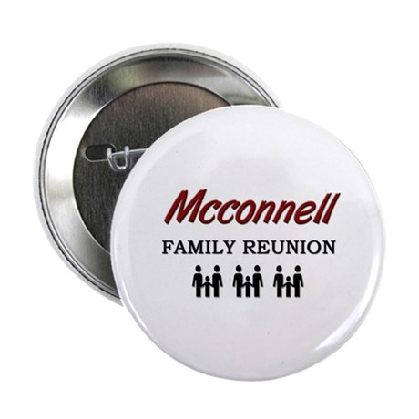 """Mcconnell Family Reunion 2.25"""" Button (10 pack)"""