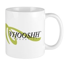 Whoosh Logo Mugs
