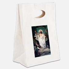 resurrection Canvas Lunch Tote