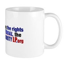 Defending Rights Mug