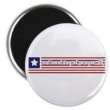 National Day of Prayer Flag Magnet (10 pk)