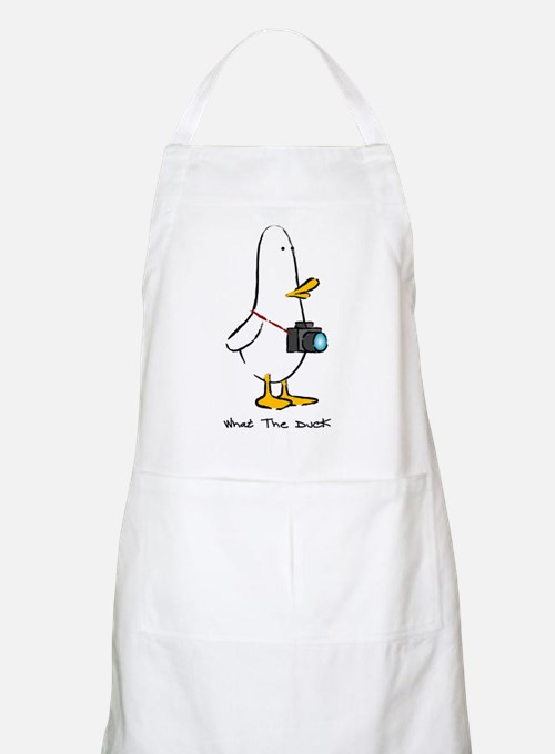 What the Duck: 1 of 4 Charact BBQ Apron