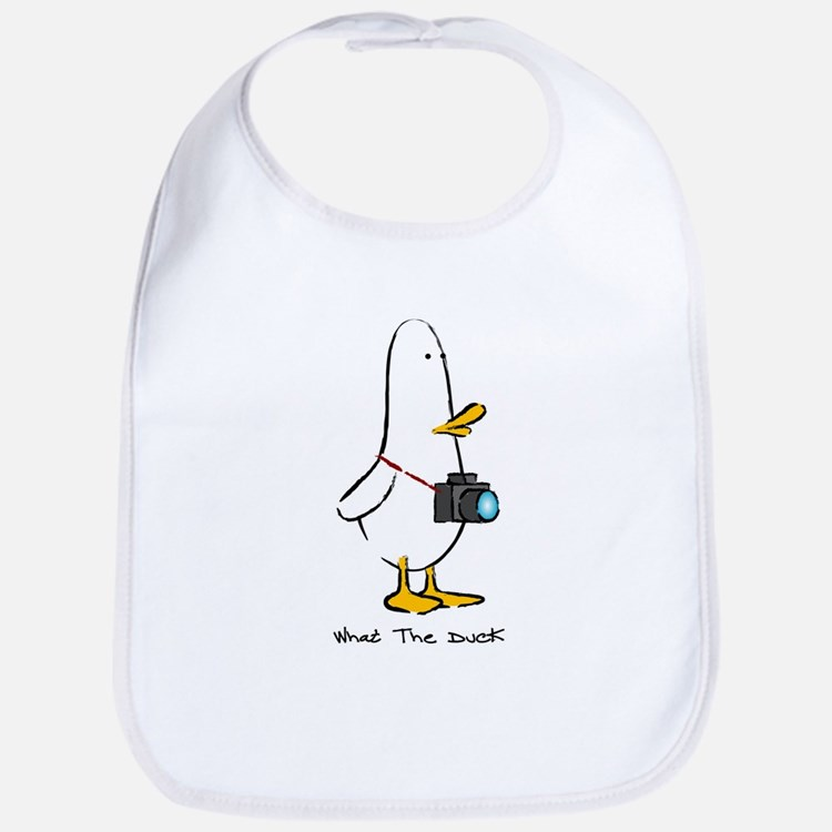 What the Duck: 1 of 4 Charact Bib