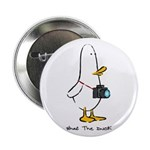 "What the Duck: 1 of 4 Charact 2.25"" Button (10 pac"