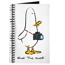 What the Duck: 1 of 4 Charact Journal