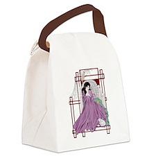 Arachne Canvas Lunch Bag
