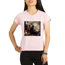Life of Jesus Performance Dry T-Shirt