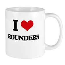 I Love Rounders Mugs