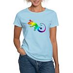 Rainbow Gecko Women's Light T-Shirt