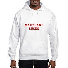 Maryland Sucks Hoodie
