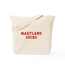Maryland Sucks Tote Bag