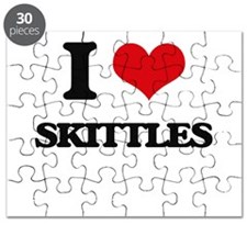 I Love Skittles Puzzle