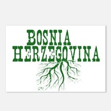 Bosnia Roots Postcards (Package of 8)