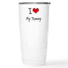 Cute Tummy Travel Mug