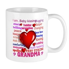 I am.. GRANDMA Mugs