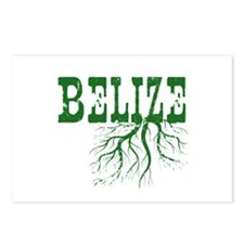 Belize Roots Postcards (Package of 8)