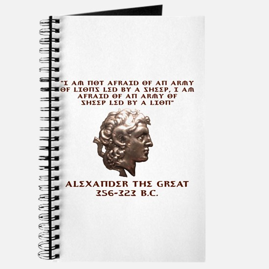 Alexander the Great Journal