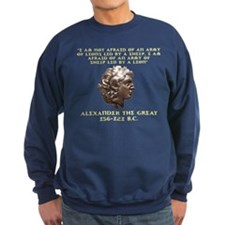 Alexander the Great Sweatshirt