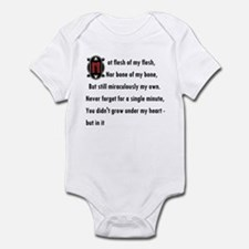 StepChild, Adopted Child Infant Bodysuit