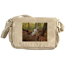 Forest Cat Messenger Bag