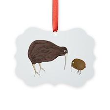 Kiwis Ornament