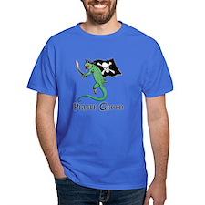 Pirate Gecko T-Shirt