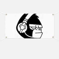 Gorilla Music Banner