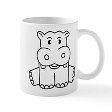 Happy Hippo Mugs