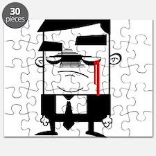 Hombre Grises Puzzle