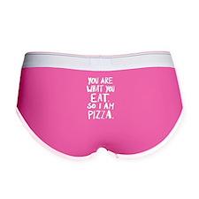 I am Pizza Women's Boy Brief