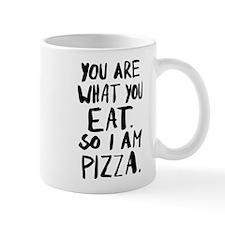 I am Pizza Mugs
