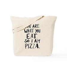 I am Pizza Tote Bag