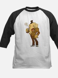 Fancy Elephant Man Baseball Jersey