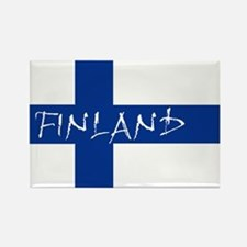 Finnish Flag Magnets