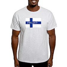 Finnish Flag T-Shirt