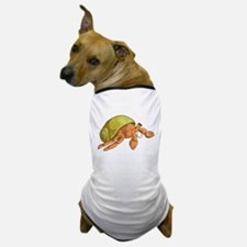 Hermit Crab Dog T-Shirt