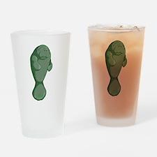 Manatee Drinking Glass
