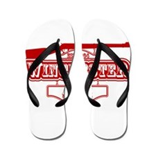 Shaun Of The Dead Winchester Arms Flip Flops