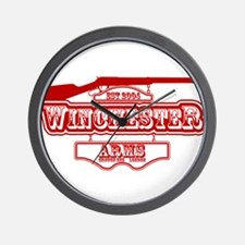 Shaun Of The Dead Winchester Arms Wall Clock
